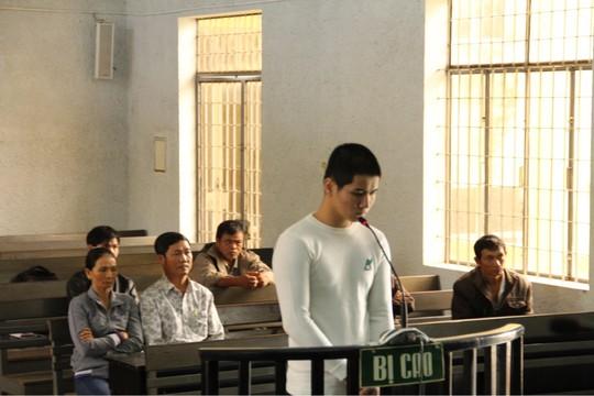 Bị cáo Phạm Linh Lung tại phiên tòa phúc thẩm