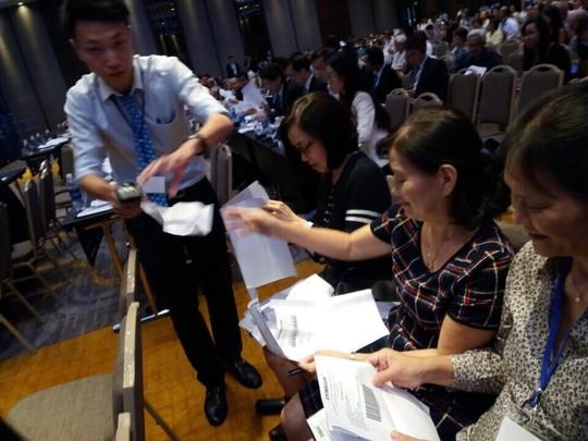Cổ đông Eximbank nhận phiếu bầu thay thế thành viên HĐQT