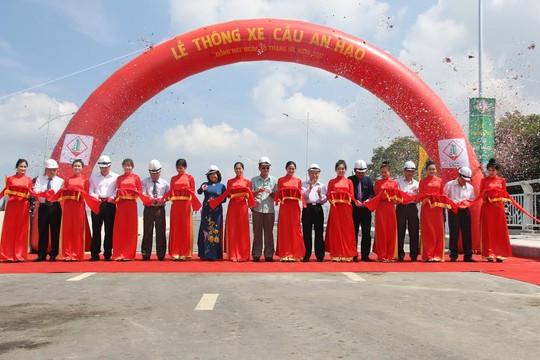 Dự án cầu An Hảo được coi là điểm nhấn cả về giao thông và cảnh quan được người dân Biên Hòa mong đợi