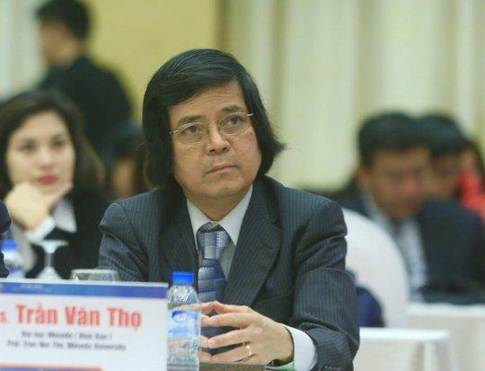 GS Trần Văn Thọ: 80% người giàu nhất Nhật Bản là làm công nghiệp, còn phần lớn các DN lớn nhất Việt Nam hiện nay chỉ làm bất động sản thì không thể công nghiệp hoá thành công