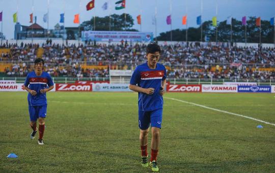 Việt Nam - Jordan 0-0: Đặng Văn Lâm cứu chủ nhà thoát thua - Ảnh 4.