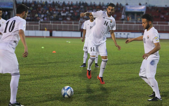 Việt Nam - Jordan 0-0: Đặng Văn Lâm cứu chủ nhà thoát thua - Ảnh 3.