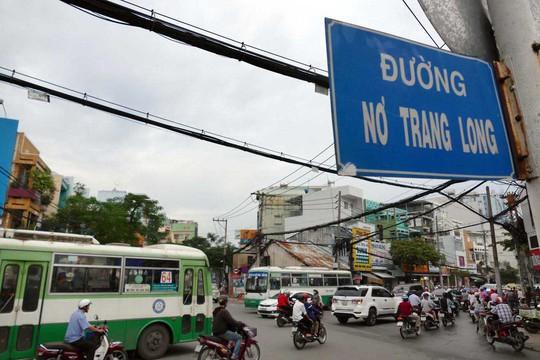 Đường Nơ Trang Long đúng ra phải là N'Trang Lơng Ảnh: ĐÀO NGỌC THẠCH