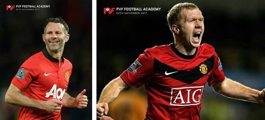 PVF khai trương cơ sở mới - tổ chức giao hữu quốc tế và bổ nhiệm giám đốc bóng đá - Ảnh 1.