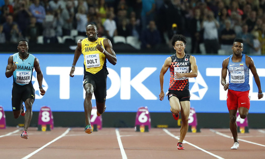 Chia tay tượng đài Bolt - Ảnh 1.