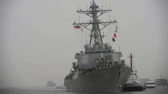 Mỹ lập lịch trình tuần tra biển Đông - Ảnh 1.