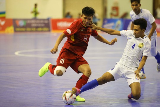 Việt Nam dễ thở tại vòng bảng Giải Futsal châu Á 2018 - Ảnh 4.