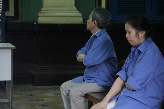 Cặp đôi quen nhau từ khi còn ở trại giam