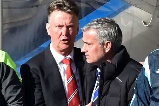 Van Gaal: M.U của Mourinho nhàm chán hơn thời tôi - Ảnh 1.