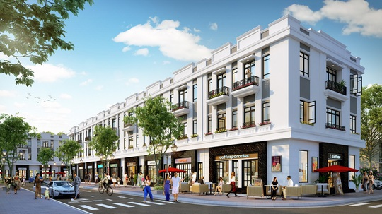 Vingroup ra mắt dự án Vincom Shophouse Biên Hòa - Ảnh 3.