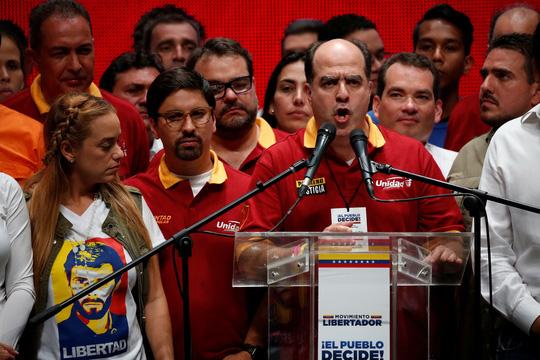 Venezuela: Phe đối lập leo thang hoạt động biểu tình - Ảnh 1.