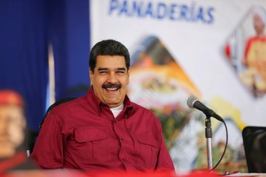 Nga, Trung Quốc ủng hộ Venezuela - Ảnh 1.