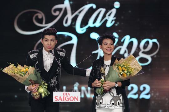Trao Giải Mai Vàng lần thứ 22-2016: Chiến thắng của niềm tin yêu - Ảnh 7.