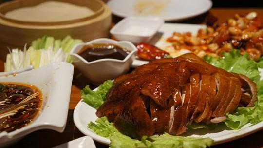 10 món ăn trứ danh của ẩm thực Trung Hoa - Ảnh 1.