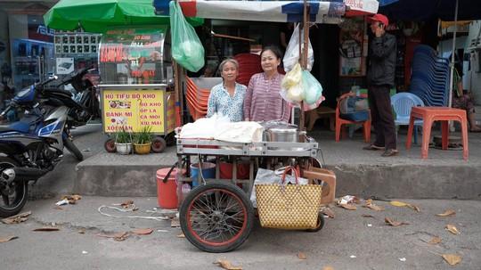 Hai chị em bà Chau Chung Muoi và Dao MuoiẢnh: CNA
