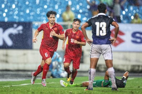 Thắng 5 sao Campuchia, Việt Nam đặt 1 chân vào VCK Asian Cup - Ảnh 18.