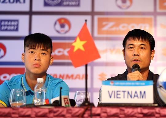 U22 Việt Nam sẵn sàng để chiến thắng - Ảnh 1.