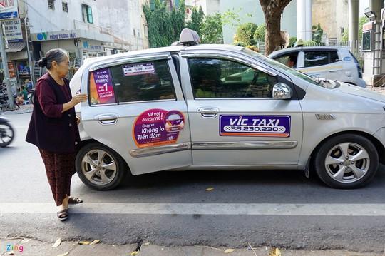 Taxi truyền thống kinh doanh kiểu Uber, Grab được không? - Ảnh 4.
