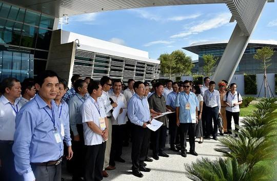 Đã tính những phương án an ninh cho Tuần lễ cấp cao APEC - Ảnh 1.