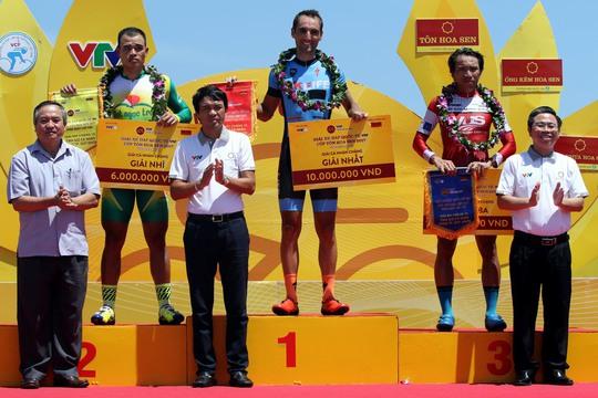 Desriac Loic lên tiếng ở Giải Xe đạp quốc tế VTV 2017 - Ảnh 4.