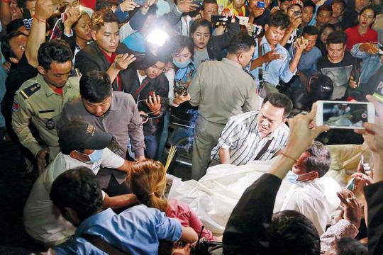 Á quân The Voice Campuchia bị chồng bắn chết - Ảnh 3.