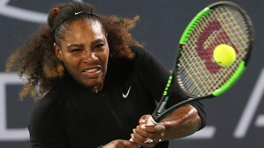 Serena Williams nghỉ sinh con vẫn giàu nhất giới sao nữ thể thao - Ảnh 1.