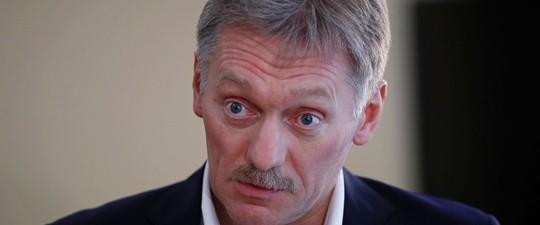 Ông Dmitry Peskov. Ảnh: AP