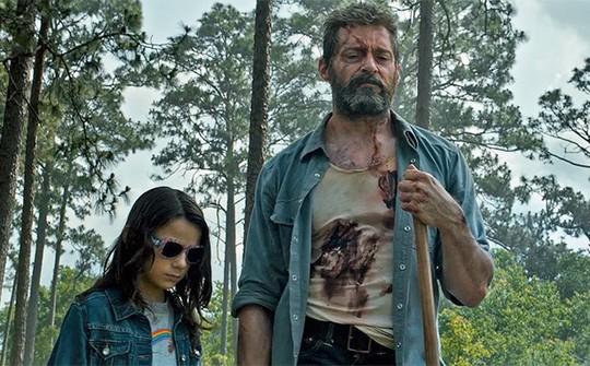 Anh hóa thân lần cuối trong Logan