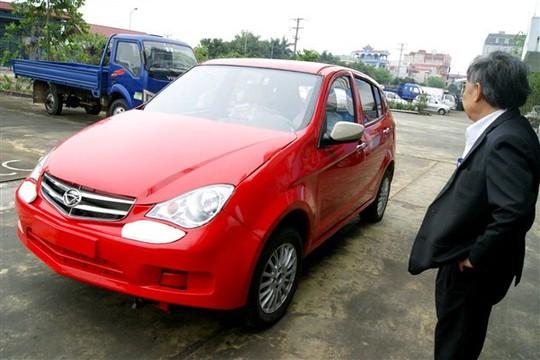 Vinaxuki xin vay tiền mua lại nợ xấu dự án ôtô - Ảnh 1.