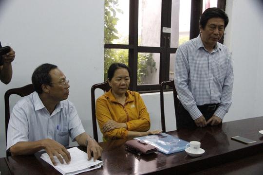 Giám đốc Sở TT-TT tỉnh Thừa Thiên - Huế trực tiếp xin lỗi BS Truyện - Ảnh 1.
