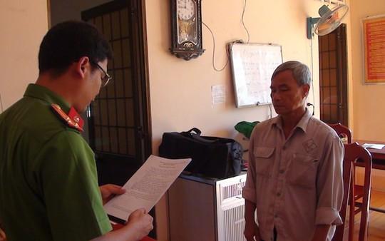 Bắt giam cụ ông hại bé gái ở đậu nhà chùa đến sinh con - Ảnh 1.