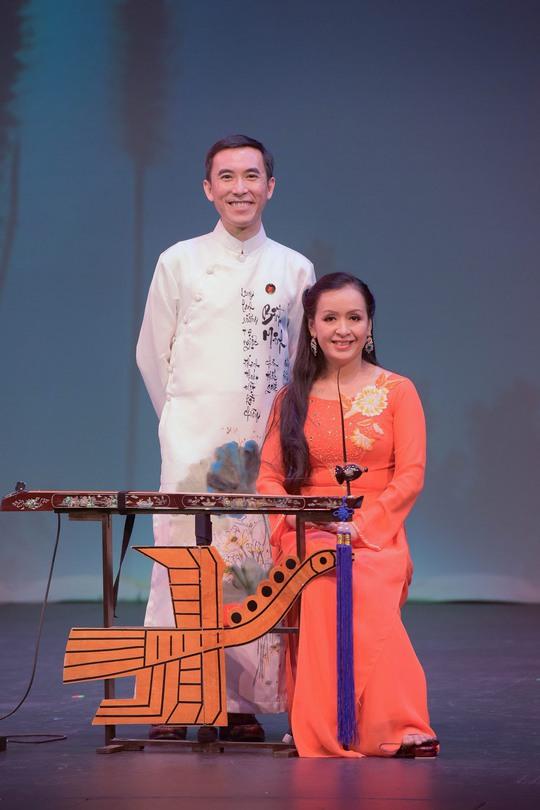 NS Hồng Việt Hải và NSƯT Hải Phượng