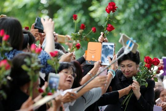 Bà Yingluck bước vào cuộc chiến cuối cùng - Ảnh 6.