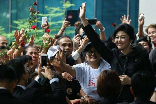 Bà Yingluck bước vào cuộc chiến cuối cùng - Ảnh 7.