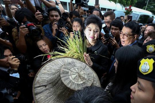 Bà Yingluck bước vào cuộc chiến cuối cùng - Ảnh 2.