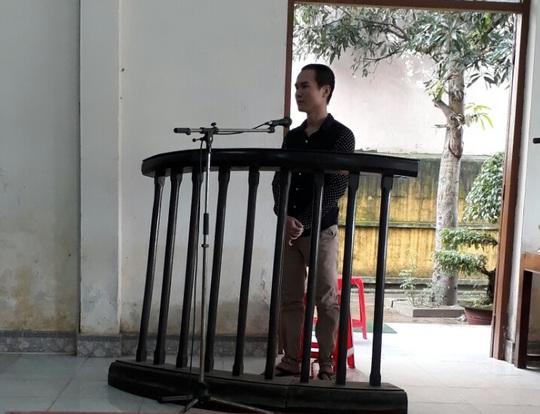 Nguyễn Chí Công bị phạt 15 tháng tù giam