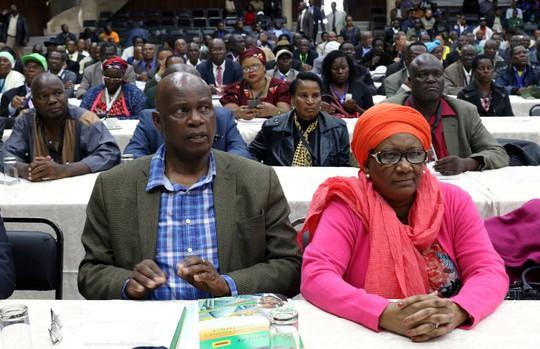 Zimbabwe định đoạt số phận ông Mugabe - Ảnh 1.