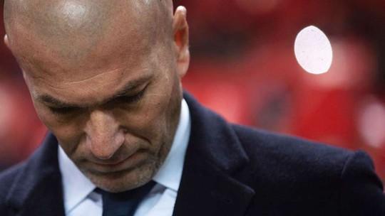 HLV Zidane sẽ làm gì khi hàng loạt cầu thủ Real Madrid chấn thương?