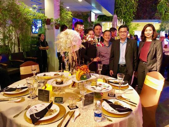 Khách sạn Rex Saigon đạt 2 giải thưởng lớn trong Liên hoan bếp trưởng 5 sao - Ảnh 1.