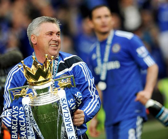 Arsenal chọn Ancelotti thay thế Wenger - Ảnh 3.