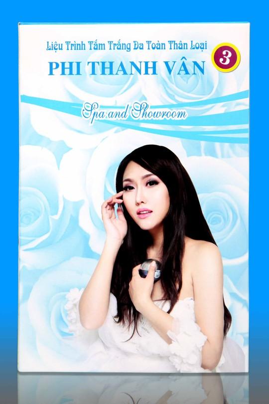 Công ty diễn viên Phi Thanh Vân sai phạm về sản xuất mỹ phẩm - Ảnh 1.