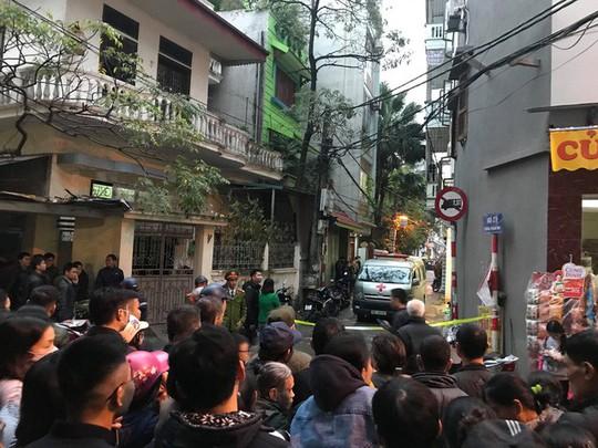 Kết luận sơ bộ nguyên nhân tử vong của Chủ tịch huyện Quốc Oai - Ảnh 1.