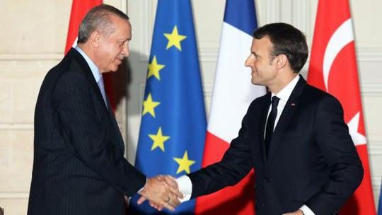 Tổng thống Pháp: Thổ Nhĩ Kỳ không có cơ hội gia nhập EU - Ảnh 1.