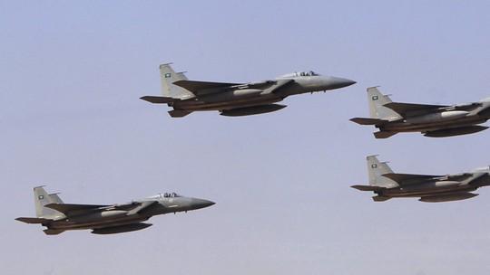"""Phiến quân Yemen """"bắn hạ chiến đấu cơ Ả Rập Saudi"""" - Ảnh 1."""