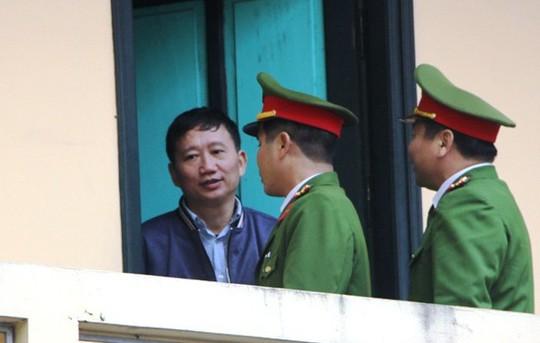 Tòa xử ông Đinh La Thăng và đồng phạm: Thẩm vấn bị cáo Vũ Đức Thuận - Ảnh 2.