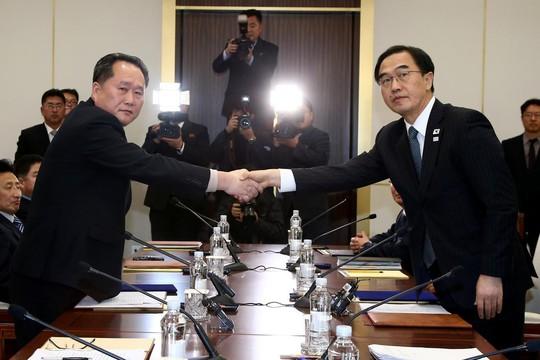 Seoul - Bình Nhưỡng quay lại bàn đám phán vì nhóm nhạc của Triều Tiên - Ảnh 2.