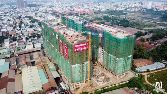 Cận cảnh căn hộ hoàn thiện tại dự án Him Lam Phú An - Ảnh 2.