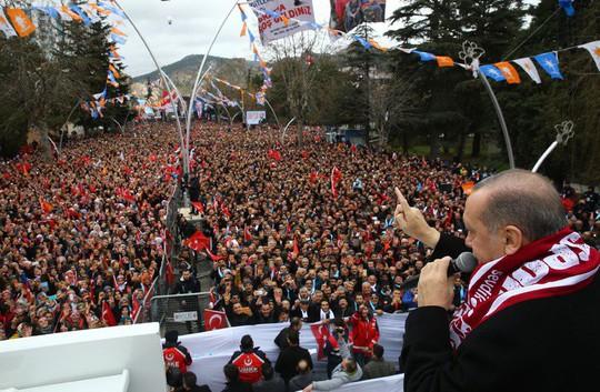 Thổ Nhĩ Kỳ sắp dội bom 149 mục tiêu ở Syria - Ảnh 1.