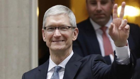 Apple quyết định chuyển hàng trăm tỷ USD tiền mặt về Mỹ - Ảnh 1.