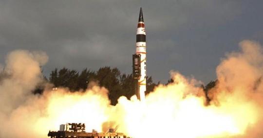 Ấn Độ thử tên lửa mới nhất: Cảnh báo cho Trung Quốc! - Ảnh 2.